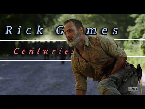 Rick Grimes | Centuries | The Walking Dead (Music Video)