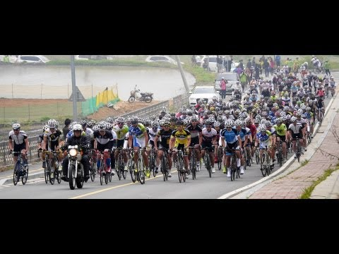 Masters Cycling Tour in INCHEON, S.KOREA