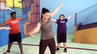 HealthWorks! Youth Fitness 101 - Warm Up |  Cincinnati Children's