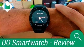 UO Smartwatch - Review