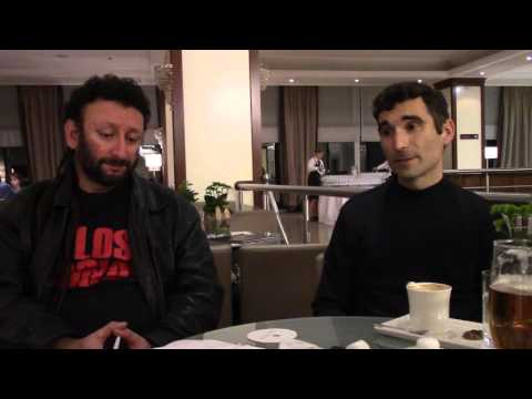Interview with Croatian MS patient and hemp oil activist Huanito Luksetic. First part.