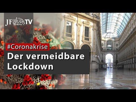 Der vermeidbare Lockdown (JF-TV Spezial zur #Coronakrise)