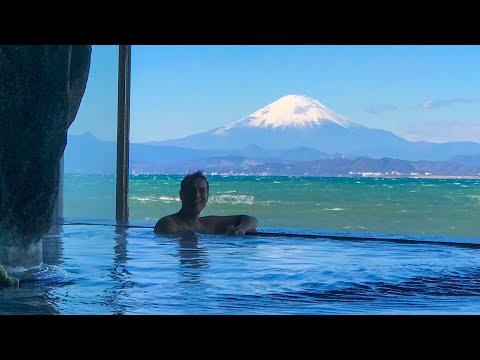 Mt Fuji Onsen Bath Experience   Enoshima