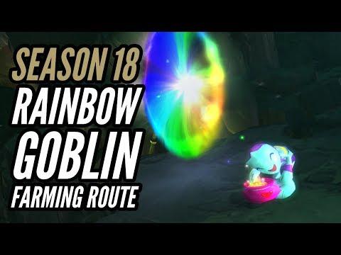 Diablo 3 - Season 18 Rainbow Goblin Farming Route