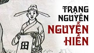 Gambar cover Truyện Cổ tích Việt Nam |Nguyễn Hiền - Trạng nguyên trẻ nhất lịch sử Việt Nam | Trạng Hiền |