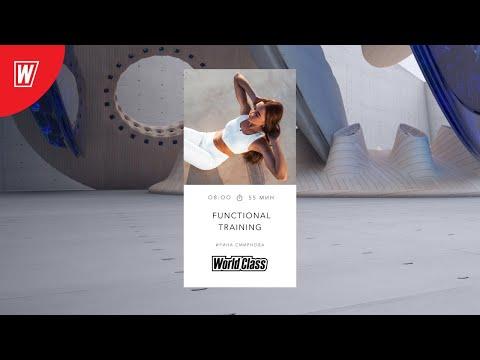 FT с Ириной Смирновой | 7 июля 2020 | Онлайн-тренировки World Class