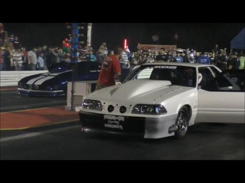 Chuck death trap vs Blue Angel n2o Shelby Mustang