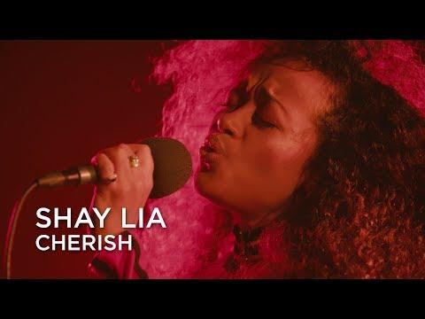 Youtube: Shay Lia | Cherish | First Play Live