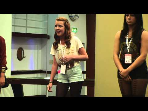 Open Mic UK Liverpool Auditions 2012 10