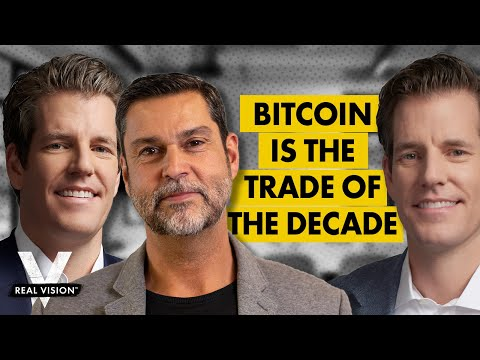 "The Winklevoss Twins: Bitcoin Is The ""Trade of the Decade"" (w/ Raoul Pal)"