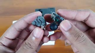 LEBIH BAGUS DARI KZ ZST PRO 🤔 || UNBOXING KZ ZSN INDONESIA 2018