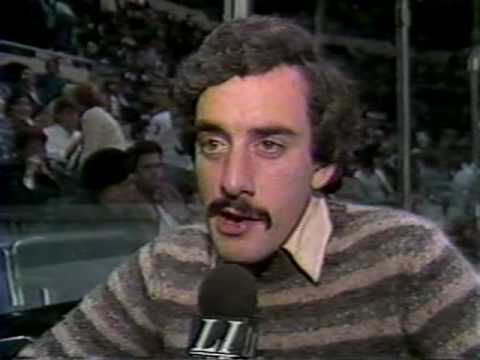 Bruce Bennett Interview on Long Island News Tonight - Jan 1985