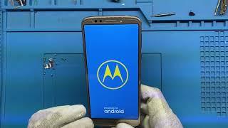 Mi Motorola Se Queda en El Logo No Carga Caso Moto G6 Play No pasa del Logo Se Reinicia