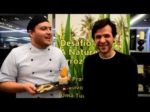 Rui Laranjeira  - Desafio a Natureza do Arroz
