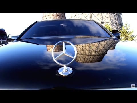 Легенда 90-х. Mercedes S-class w140