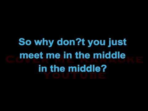 The Middle - Zedd, Maren Morris, Grey | CoverMeKaraoke