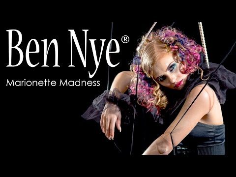 Ben Nye's: Marionette Madness by Eliza Campagna