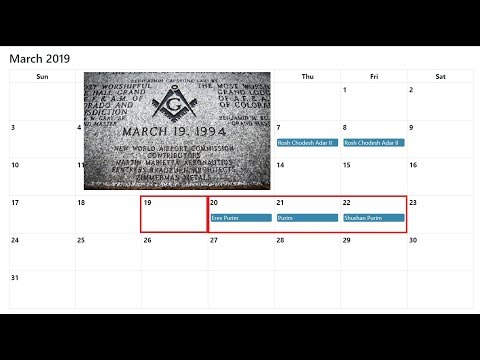 QANON 21 DAY COUNTDOWN DECODED... MARCH 19 IS BUNKER DAY!!!