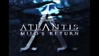 Download Video Atlantis 2: El Regreso De Milo (Tráiler en Vídeo y DVD) MP3 3GP MP4