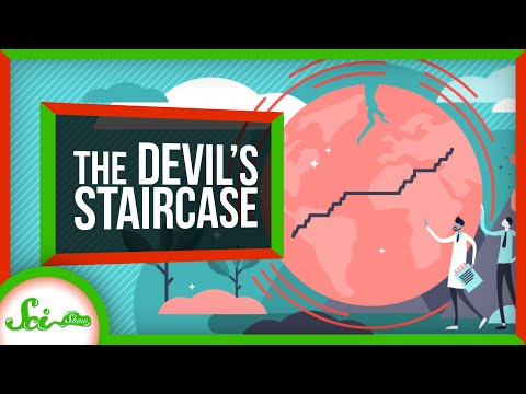 "The ""Devil's Staircase"" Shows Why Earthquakes Are Hard to Predict"