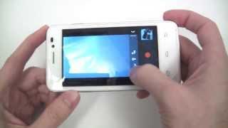 Prestigio MultiPhone 5400 DUO unboxing and hands-on