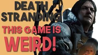 Death Stranding keeps getting weirder | Games We See