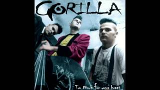 Gorilla - Too much for your heart (full Album)