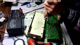 Ремонт электронного модуля (блока) стиральной машины Samsung. Замена трансформатора  Санкт-Петербург(, 2015-07-04T21:04:55.000Z)
