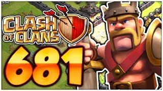 Clash Of Clans Part 681: BARBARENKÖNIG auf Level 13 verbessern & Karli Kugelblitz Brudes Jeje