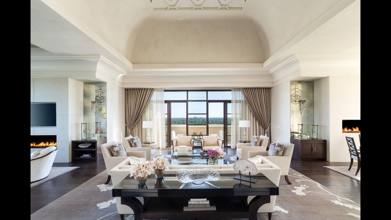 Inside The Presidential Suite At Four Seasons Resort
