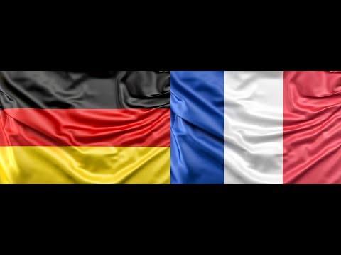 Германия и Франция объединились против США