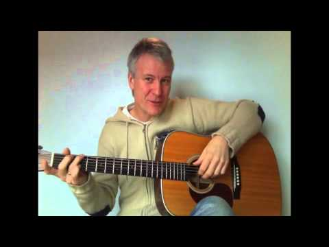 Fare Thee Well Dinks Song Guitar Lesson