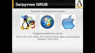 загрузчик Grub. Параллельная установка Linux и Windows