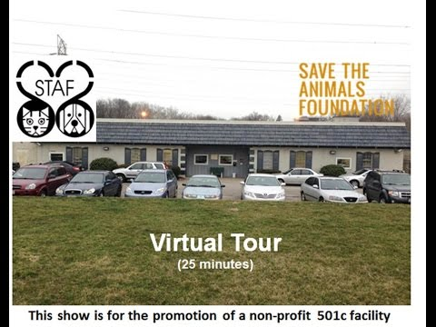 STAF - Virtual Tour - Save the Animals Foundation