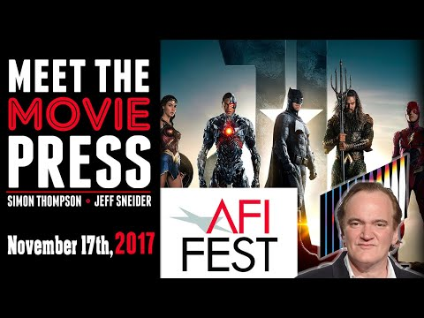 Meet the Movie Press for the Week of November 17th, 2017 - Meet the Movie Press