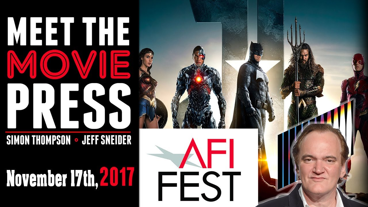 Afi fest sony wins quentins 9 justice league discussion meet afi fest sony wins quentins 9 justice league discussion meet the movie press m4hsunfo