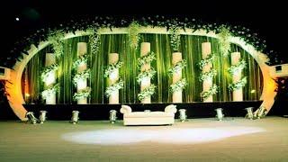 Best Wedding Stage Decoration   Marriage Decoration Ideas   Wedding Planners