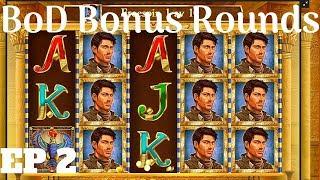 Book Of Dead - Bonus Rounds 02