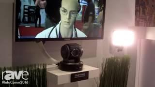 InfoComm 2016: Marshall Electronics Intros CV610-U3 and CV502 U3