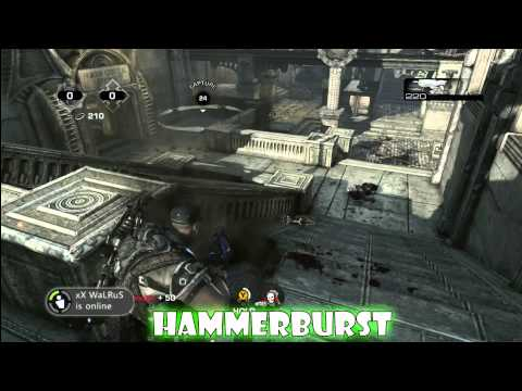 All GLITCHED Executions Gears Of War 3