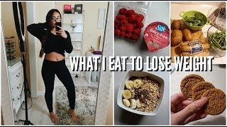 WHAT I EAT IN A DAY TO LOSE WEIGHT: HOW I LOST 24LBS | JuicyJas