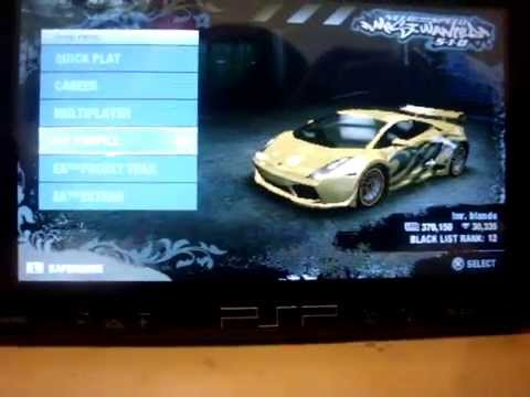 Need For Speed Most Wanted 2005 Iso