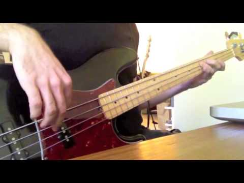 Stone Temple Pilots - Interstate Love Song - Bass Cover
