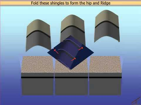 Roofing Shingles   Roofing Over Existing Shingles   YouTube