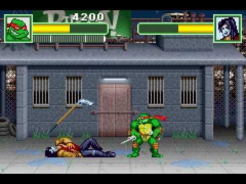 Shredder Level : Michelangelo (TMNT 03) | Doovi