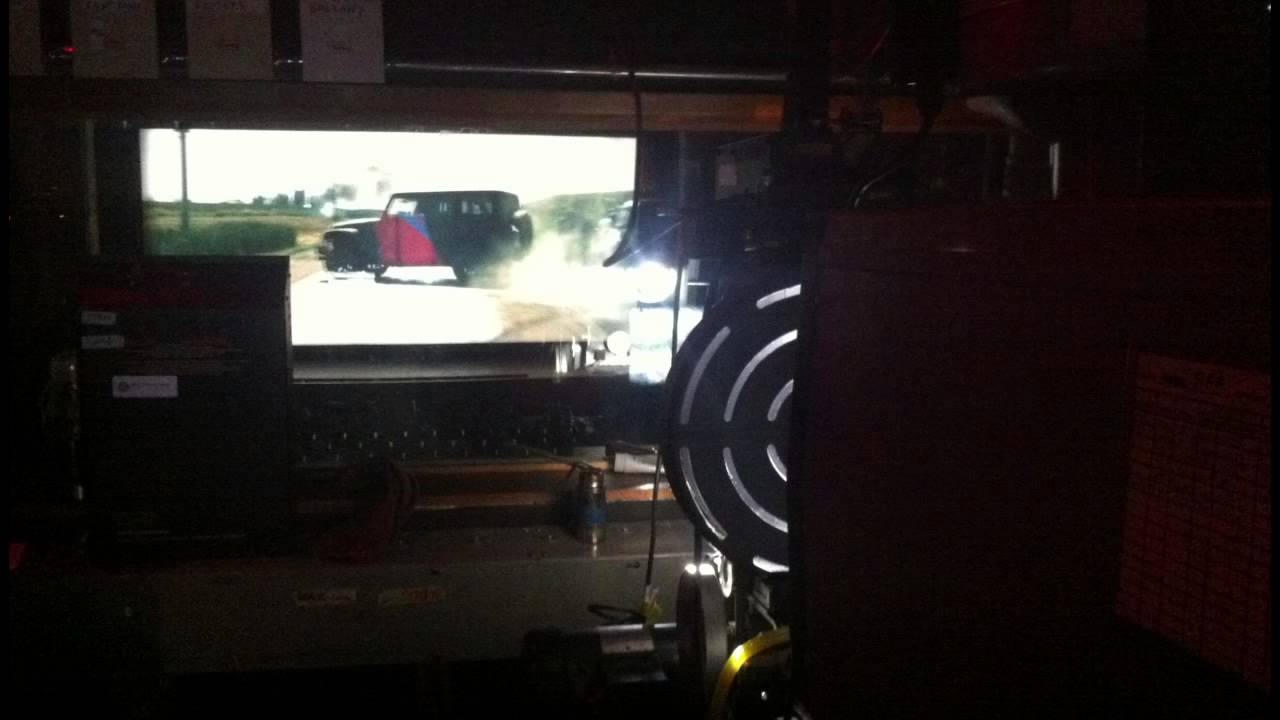 Binaural Audio Movie Theater Projection Booth Youtube