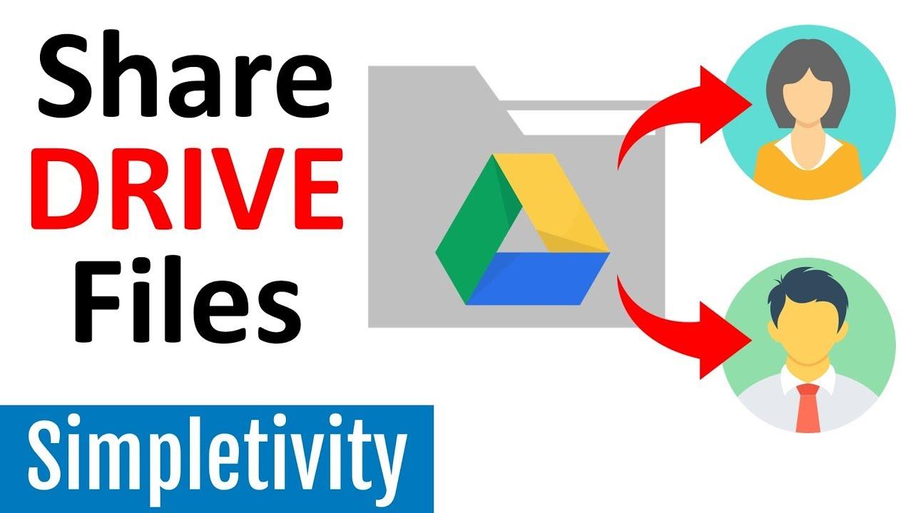 Temukan Cara Membuat Link Google Drive Untuk Di Share paling mudah