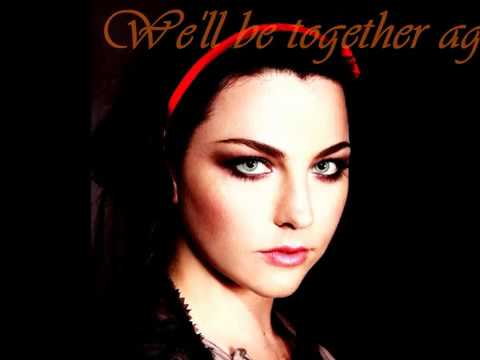 Evanescence Together Again With Lyrics Hd Youtube