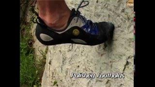 4 Neil Greshams Climbing Masterclass - Footholds