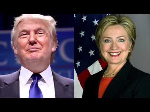 Trump Defeats Clinton in Rasmussen Poll
